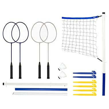 Franklin Sports Recreational Badminton Set