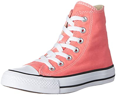 509f1e18629b Converse Unisex Adults  Chuck Taylor All Star Hi-Top Trainers ...