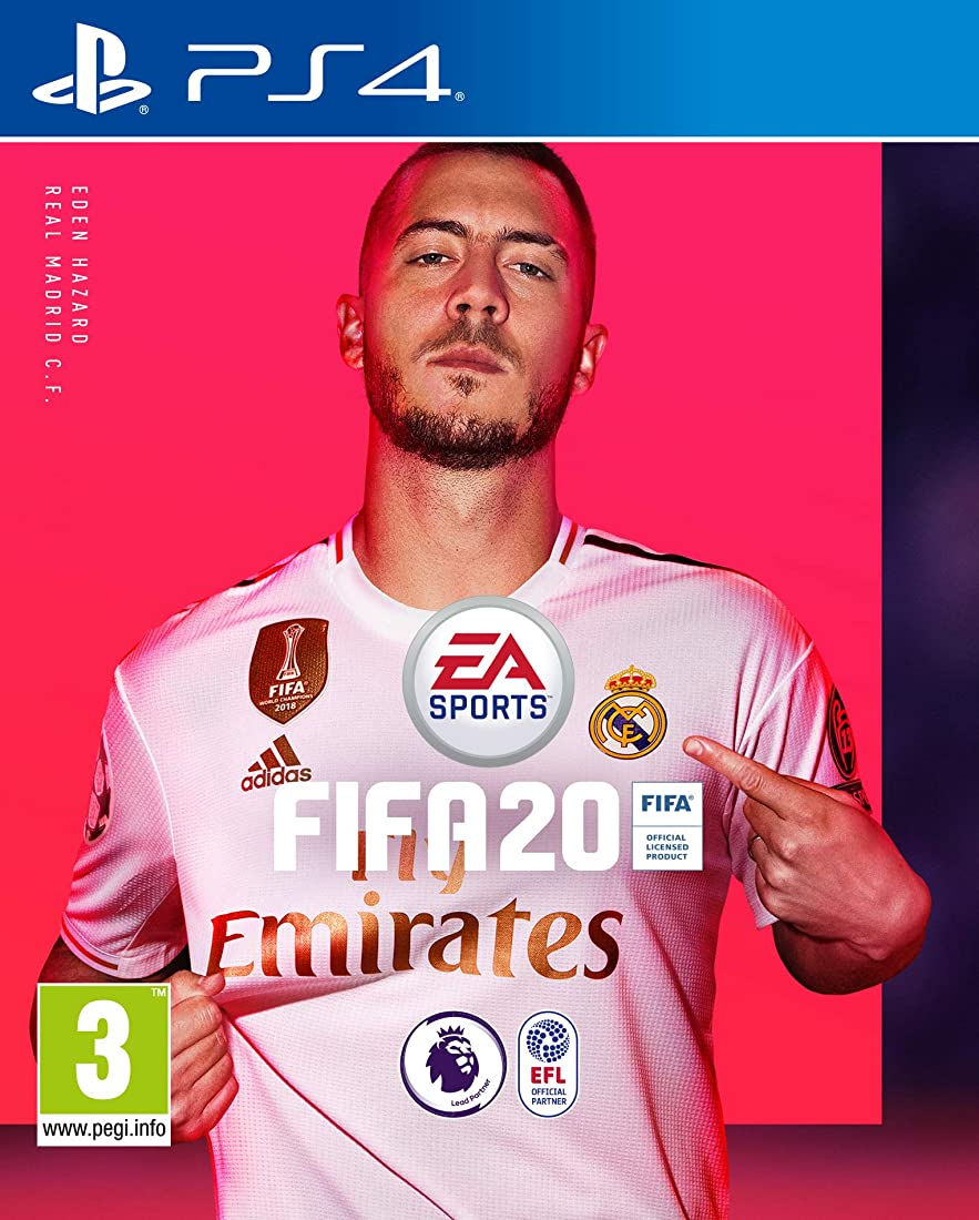 Fifa 20 - standard - playstation 4 1056027