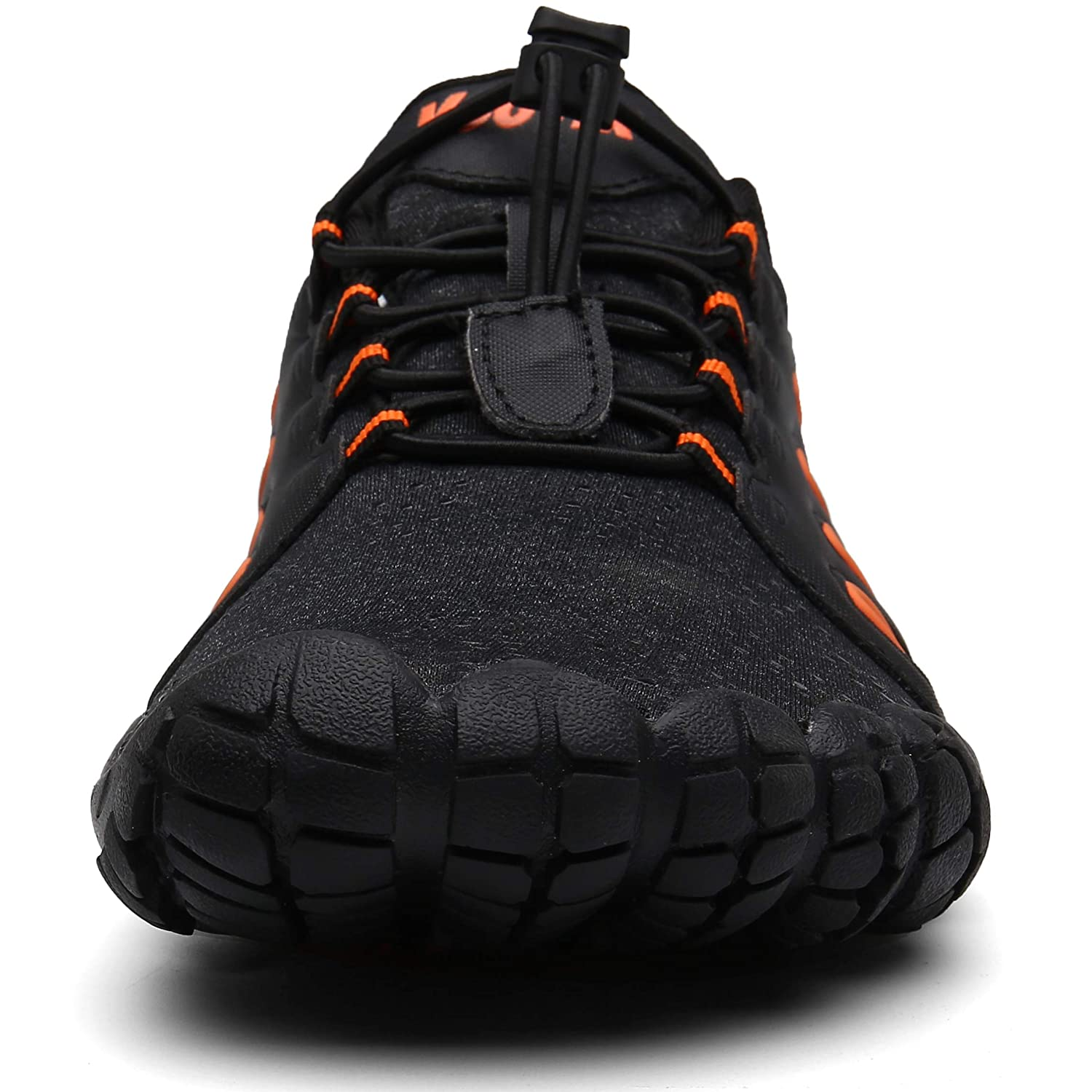 Voovix Mens Barefoot Shoes Athletic Trail Running Shoes Womens Outdoor  Walking Shoes for Hiking Cross Training Trail Running