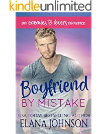 Boyfriend By Mistake: An Enemies to Lovers Romance (Carter's Cove Beach Romance Book 1)