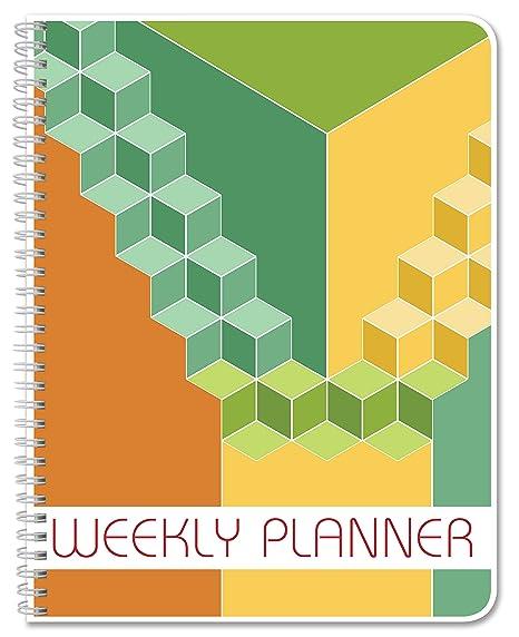 Amazon.com: bookfactory® 2016 Mensual Calendario de pared ...