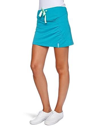 Salomon - Falda de Running para Mujer, tamaño XS, Color bahía Azul ...
