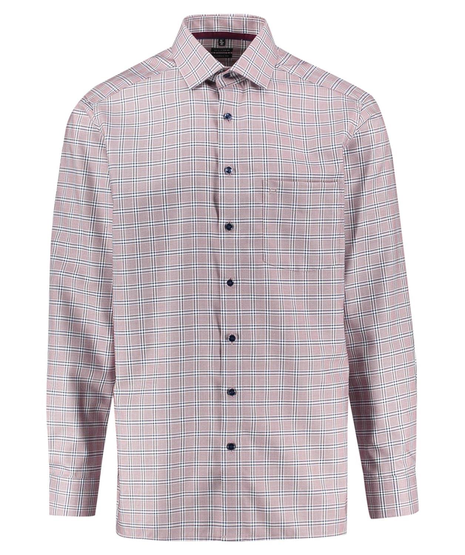 TALLA 47. Olymp - Camisa Formal - Cuadros - para Hombre