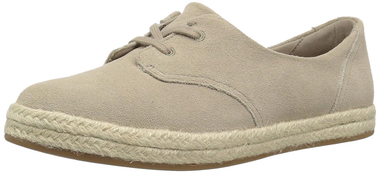 CLARKS Women's Azella Jazlynn Sneaker B0762TL3NW 8 D US|Sand Suede
