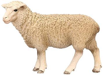 amazon com schleich sheep toy figure schleich toys games