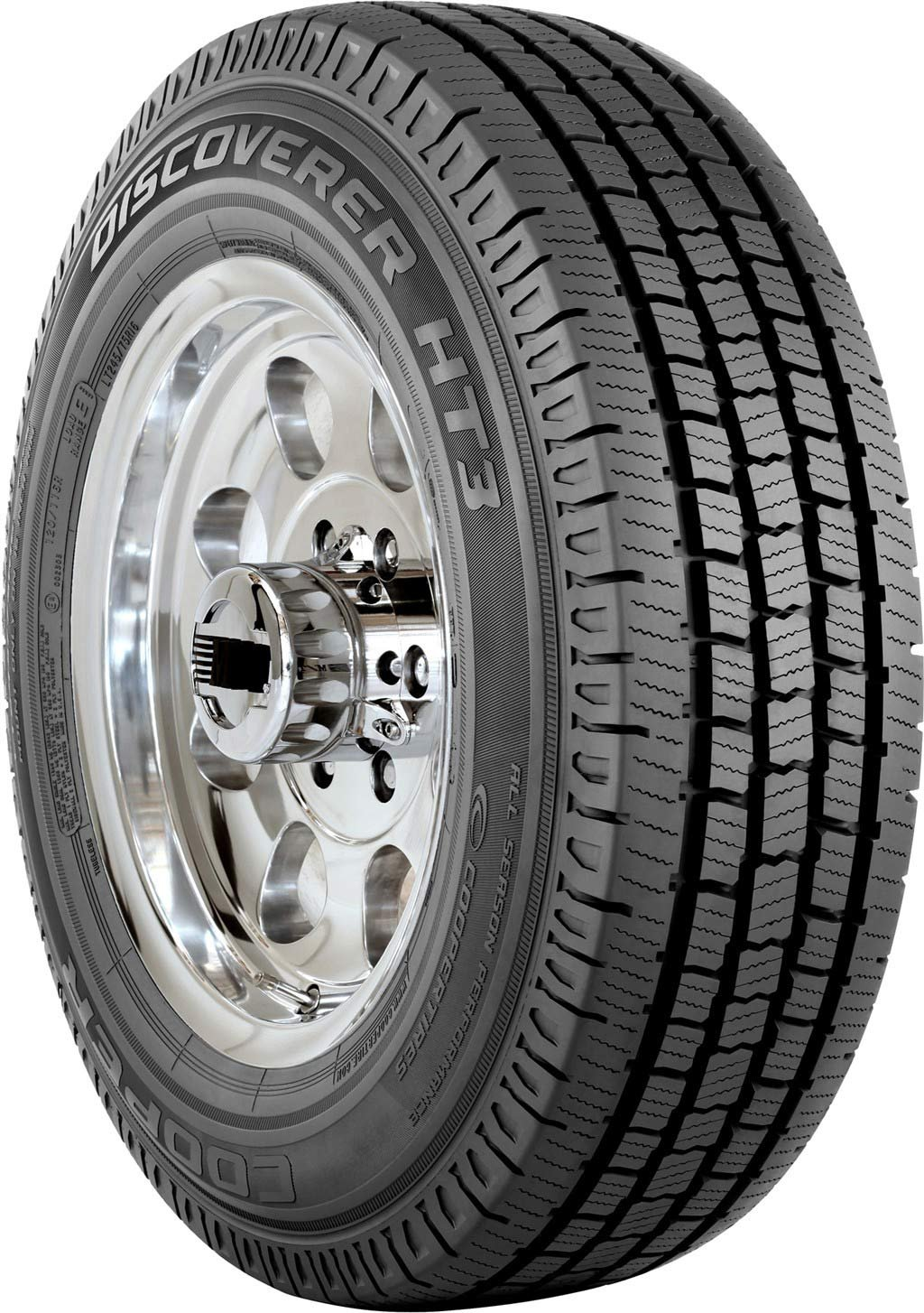 Season Radial Tire-225//75R16 112R Cooper Discoverer HT3 All
