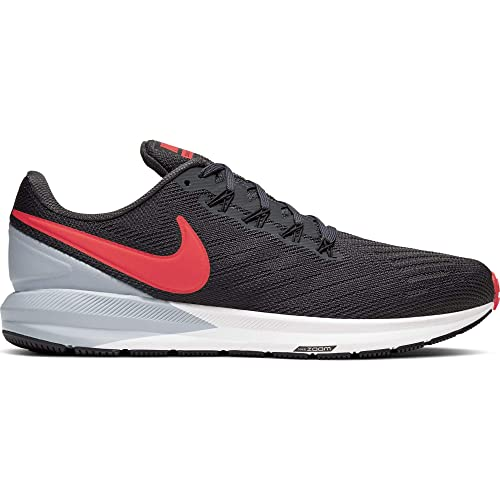 Mode Nike Air Zoom Structure 19 Laufschuhe Damen Blau