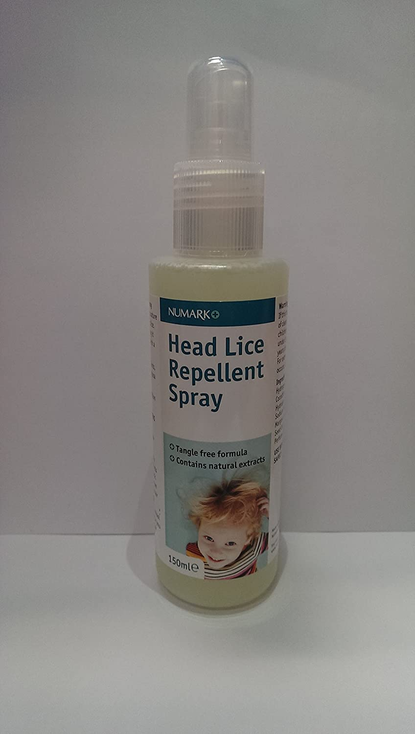 NUMARK HEADLICE REPELLENT SPRAY