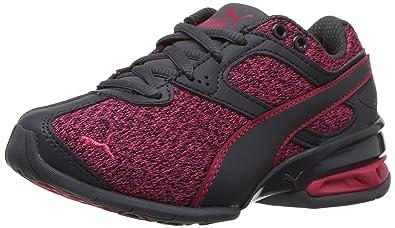 6f9fa3305a5f PUMA Tazon 6 Knit Sneaker Love Potion-Periscope 11 M US Little Kid