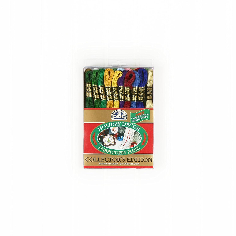 DMC F25CM16 DMC Embroidery Floss Pack 8.7 Yards 16//pkg-New Floss Colors