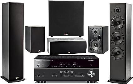 Amazon.com: Yamaha 7.2-channel inalámbrico Bluetooth 4 K 3d ...
