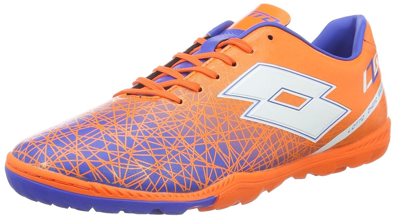 Lotto Sport Herren LZG VIII 700 TF Fußballschuhe, Orange (FANT FL WHT), 41 EU
