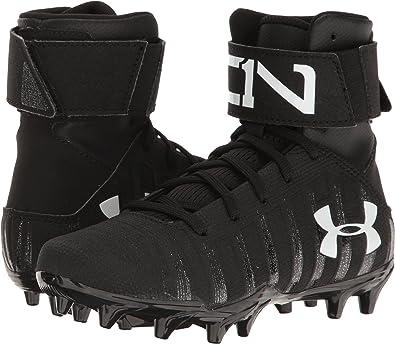 Amazon.com   Under Armour Boy s C1N MC Jr. Molded Football Cleats ... 269702a03f