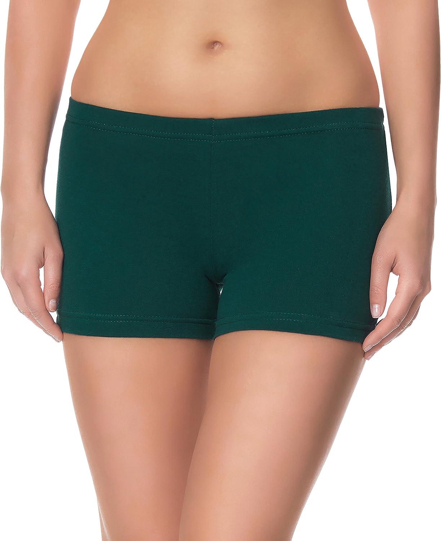 Ladeheid Pantalones Leggins Cortos Shorts Ropa Deportiva Mujer LAMA05