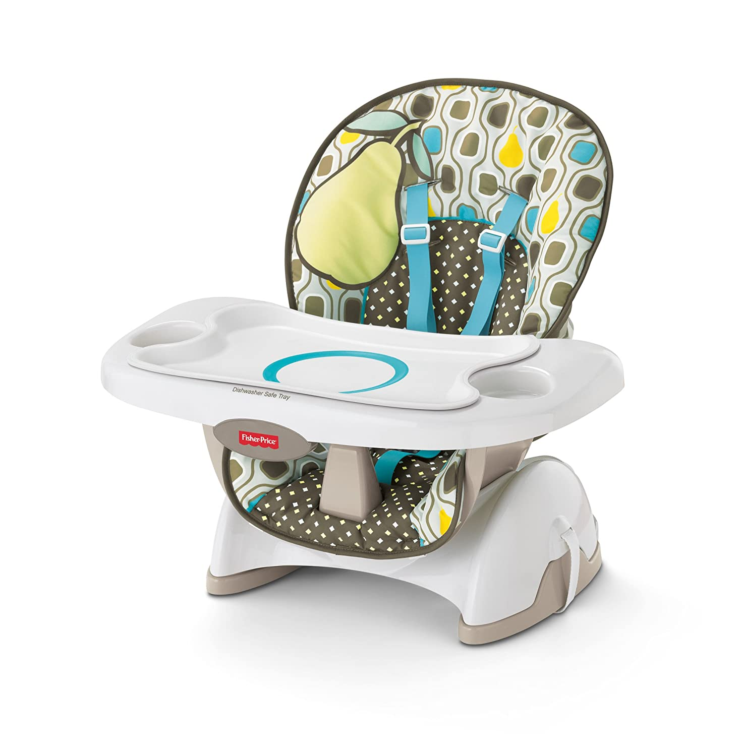 fisher price deluxe space saver high chair amazon co uk baby