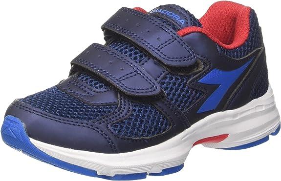 Diadora Shape 8 Jr V, Zapatillas de Running para Niños, Azul (Estate Blue/Directoire Blue), 30 EU: Amazon.es: Zapatos y complementos