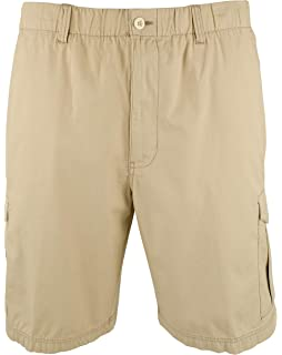 Tommy Bahama Mens Shorts Key Grip Cargo Shoreline Beige Relax  Size 32 *New*