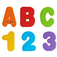 Deals on 36 Count Munchkin Letters and Numbers Bath Toy