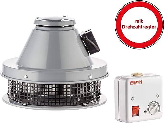 Ventilador de Techo Claraboya Equipo de Aspiración Brcfm-Serie Dachlüfter Aspirar Ventilador Incluido Regulador de Velocidad - 315: Amazon.es: Bricolaje y herramientas