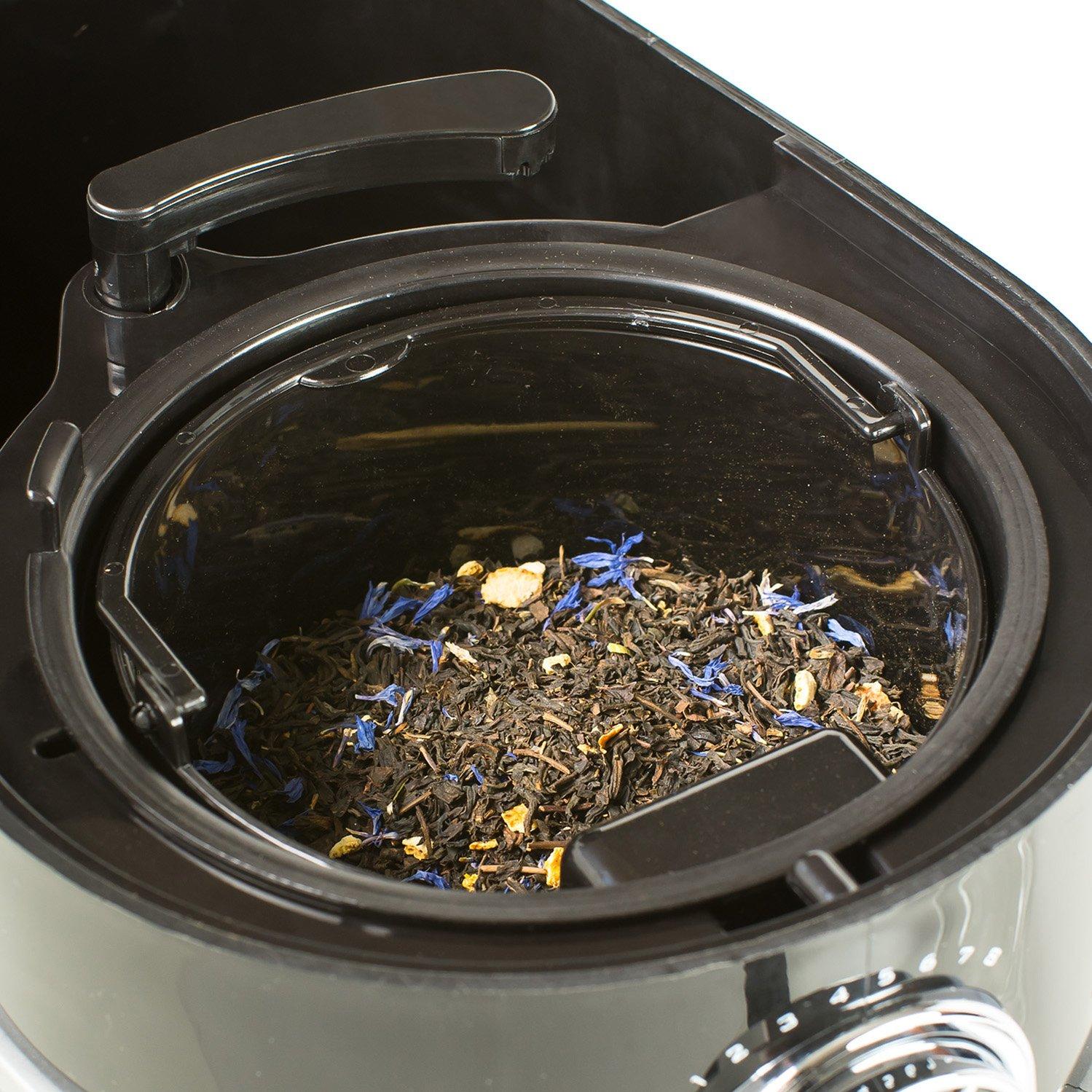 Nostalgia CI3BK Café Ice 3-Quart Iced Coffee & Tea Brewing System by Nostalgia (Image #7)