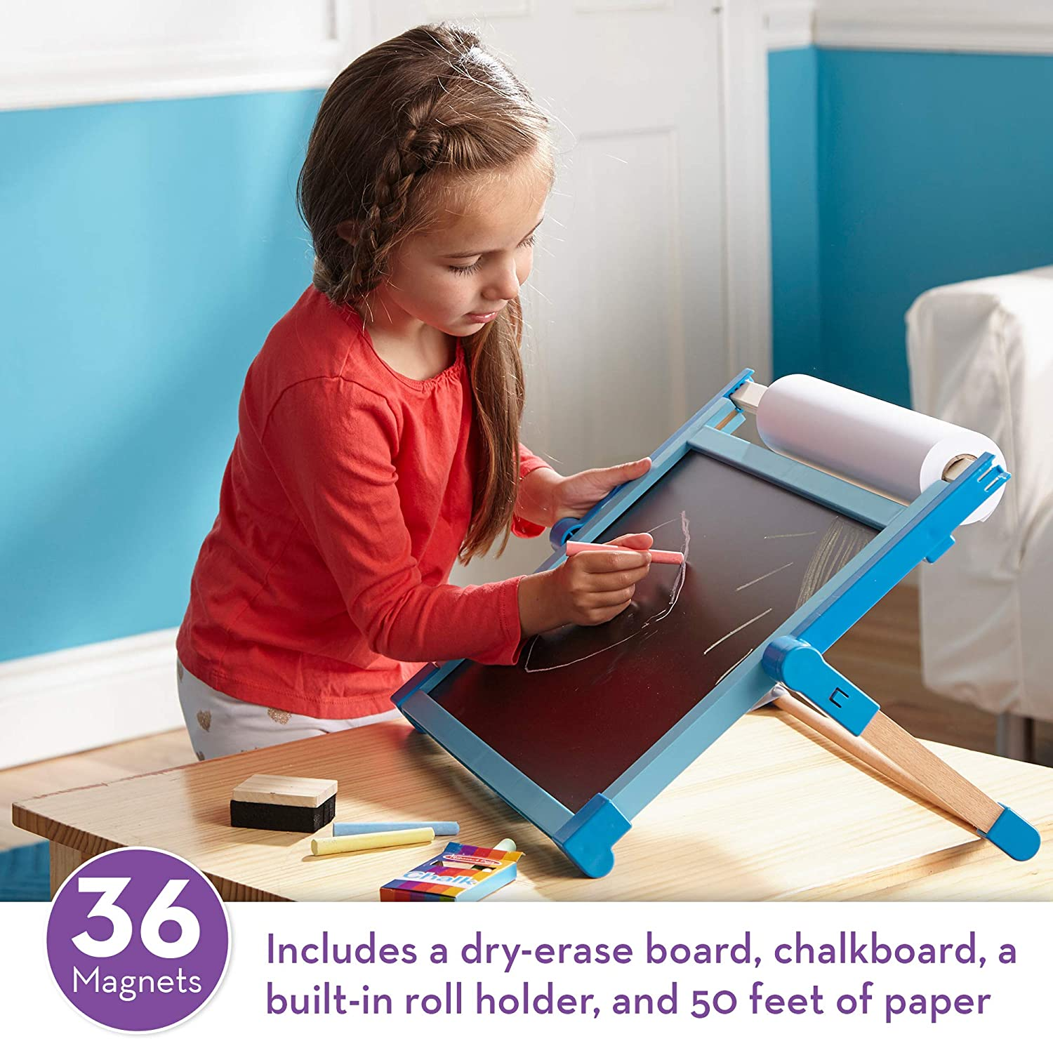 Tabletop Easel for Kids