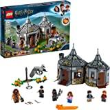 LEGO Harry Potter Hagrid's Hut: Buckbeak's Rescue 75947 Toy Hut Building Set from The Prisoner of Azkaban Features Buckbeak T