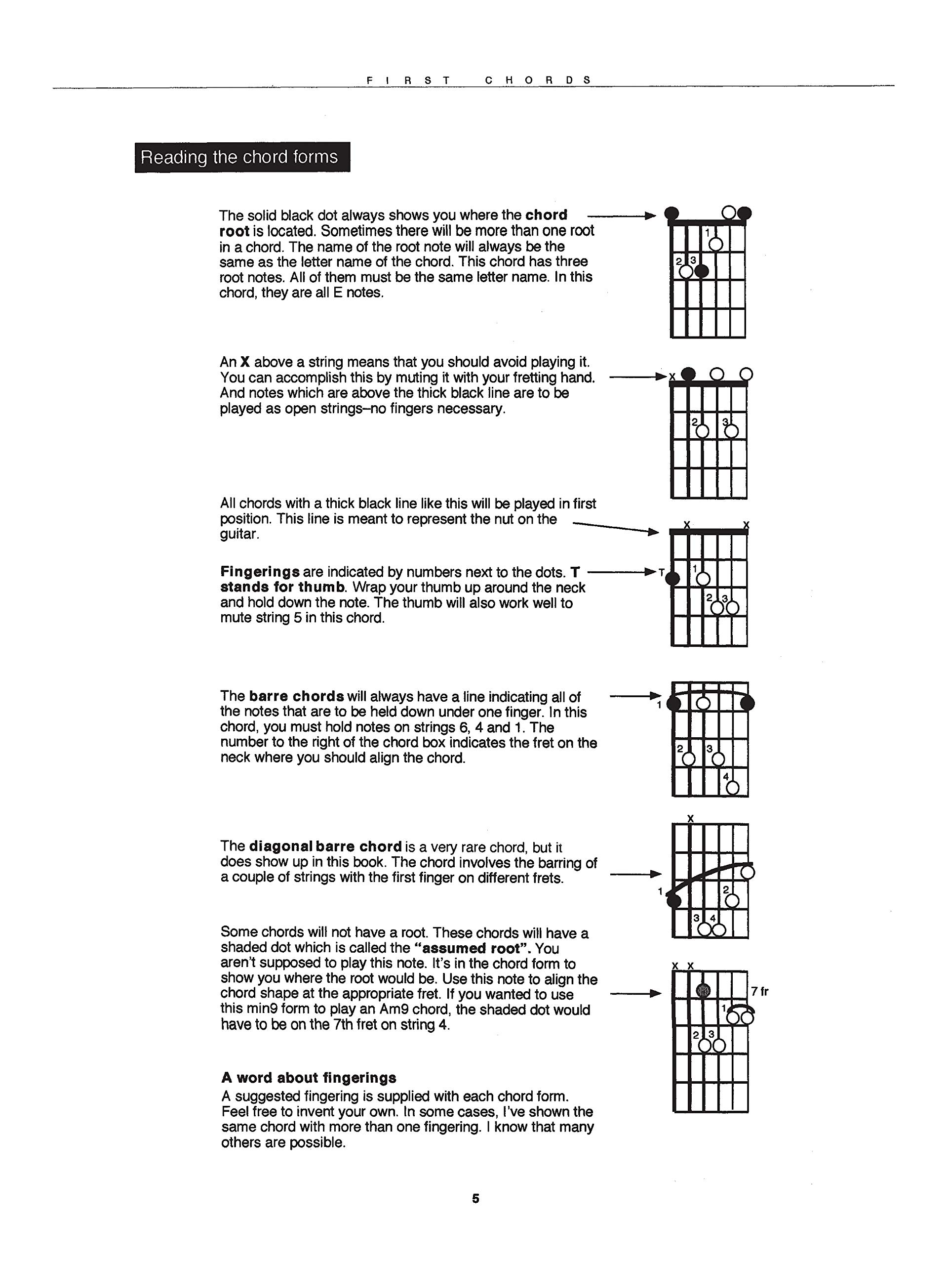 Ultimate Guitar Chords: First Chords Ultimate guitar chord series ...