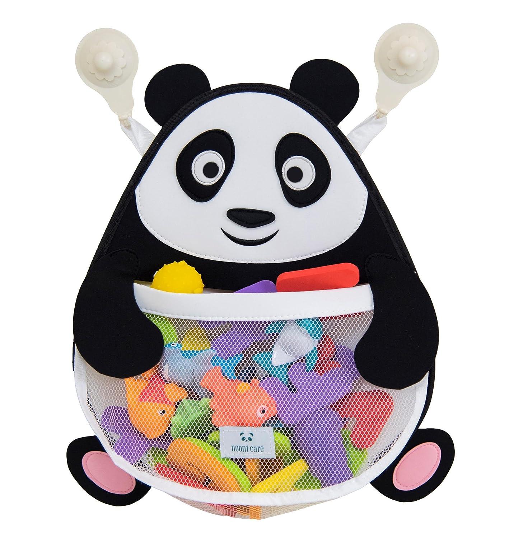 Nooni Care Bath Toy Storage Organiser, Fat Panda Kids Bathroom Toys Basket
