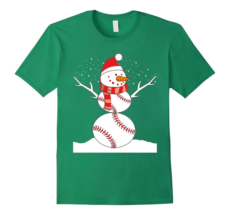 cute baseball santa christmas t shirt anz anztshirt