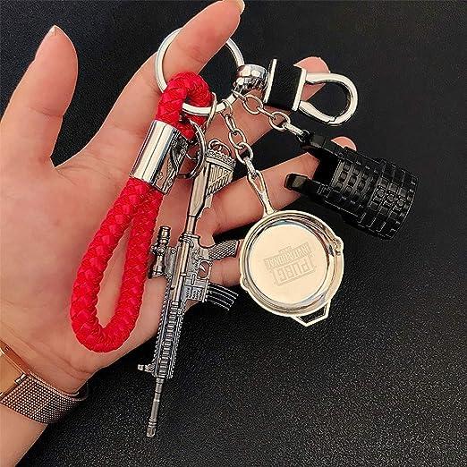 Amazon.com: Keychain - Quality Arms Keychains Pan Key Men ...