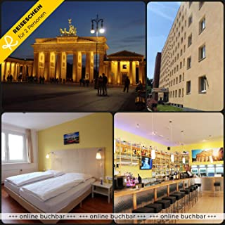 Reiseschein Buono da Viaggio – 2 Giorni in Vacanza a Berlino a metà Berlino – Buono per Hotel Buono Buono Viaggio Breve Vacanza Viaggio Regalo