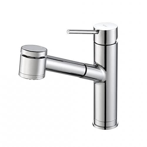 Kraus KPF-2610SS Oletto Single Handle Pull Out Kitchen Faucet