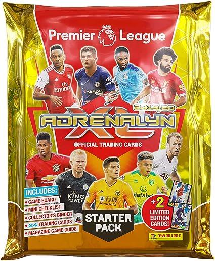Premier League adrenalyn XL 2019//20-1 Starter