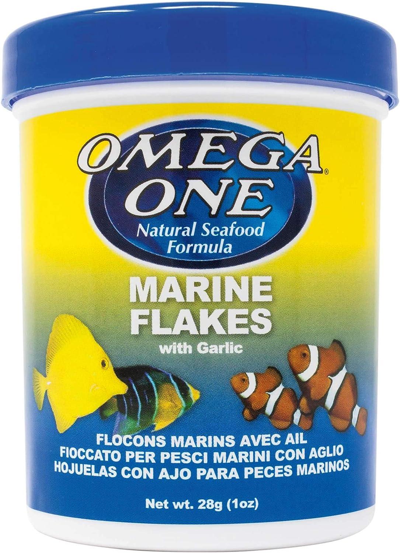 Omega One Garlic Marine Flakes
