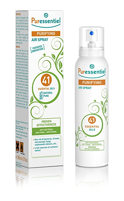 57 opinioni per Puressentiel Spray Purificante- 200 ml