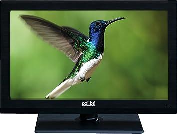 Colibri 5222 – Televisor con DVB-S2 y DVB-T2 para 12 V Bord Redes: Amazon.es: Electrónica