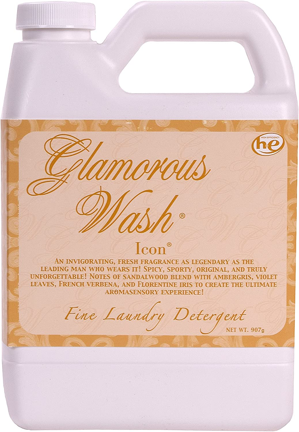 Tyler Candle Co Icon Glamorous Wash 32oz N/A N/A