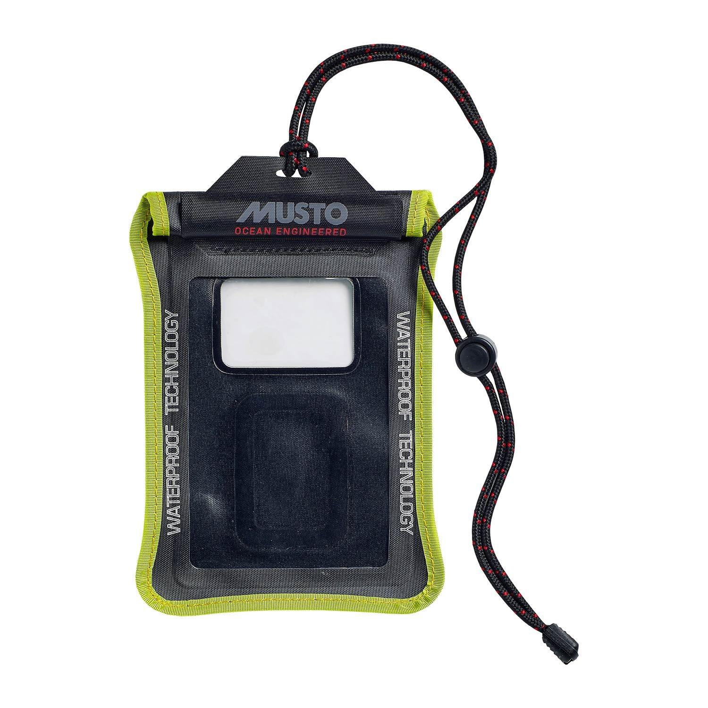 Black Musto Evolution Waterproof Smartphone Case