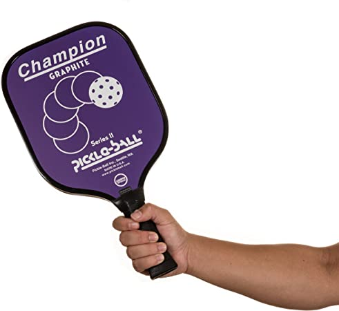 Amazon.com: Pickle-Ball Pickleball, Inc. Champion - Pala de ...