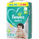【Amazon.co.jp限定】 パンパース オムツ テープ さらさらケア M(6~11kg) 82枚