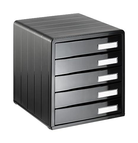 Rotho 1113208080 Cassettiera contenitore con cassetti per ufficio ...