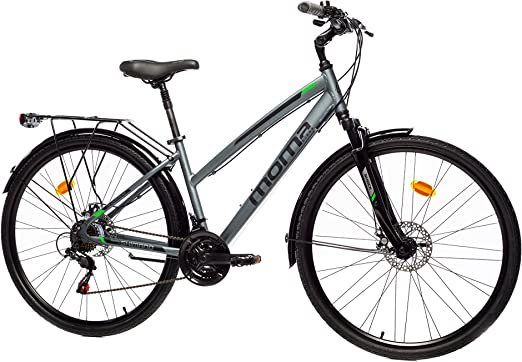 Moma Bikes Bicicleta Trekking / Paseo TREKKING PRO W 28