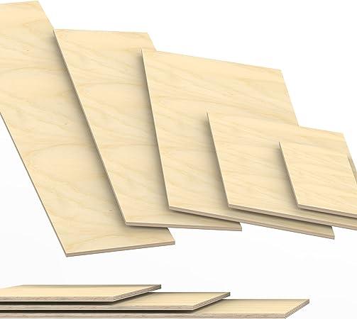 40x40 cm 9mm Multiplex Zuschnitt L/änge bis 200cm Multiplexplatten Zuschnitte Auswahl