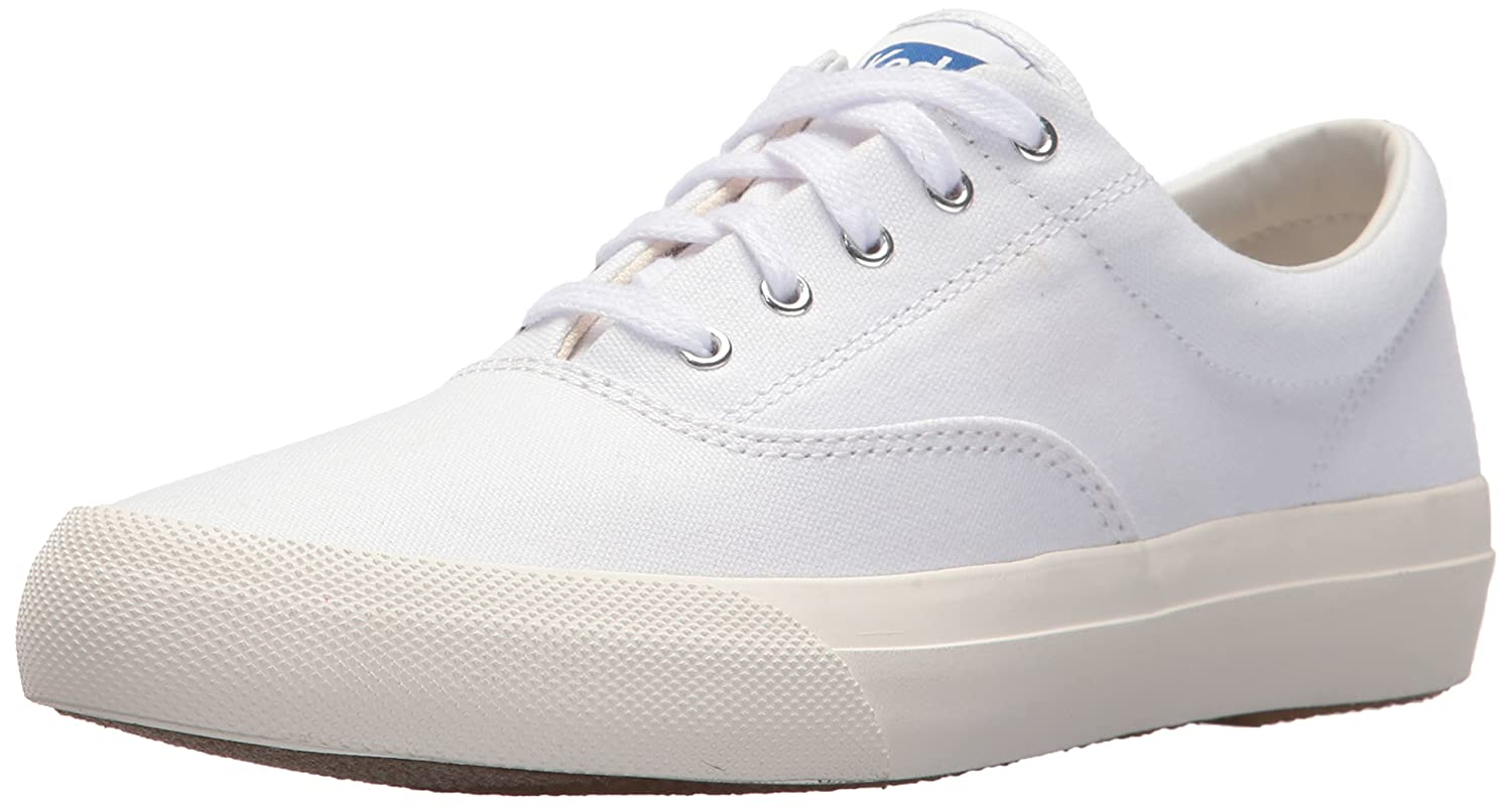 Keds Women's Anchor Sneaker B072Y7JSSH 6 M US|White