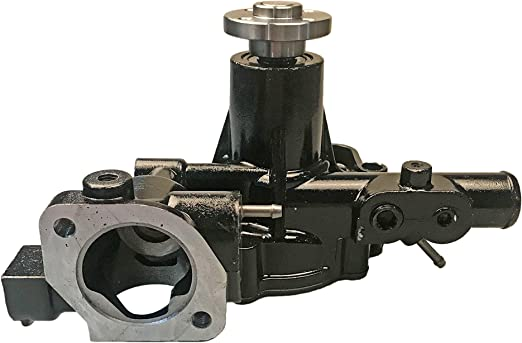 Water Pump with Water Pipe 129001-42002 YM129001-42002 for Yanmar Engine 3TNE84 3TNE88 3TNV84 3TNV88 4TNE84 4TNE88 4TNV84 4TNV88 TK486