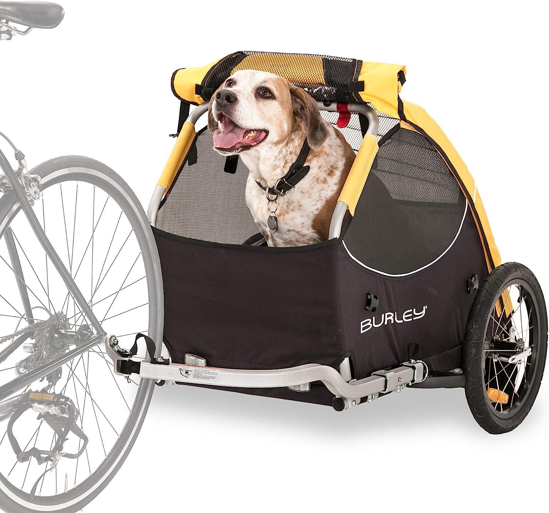 bike dog trailer