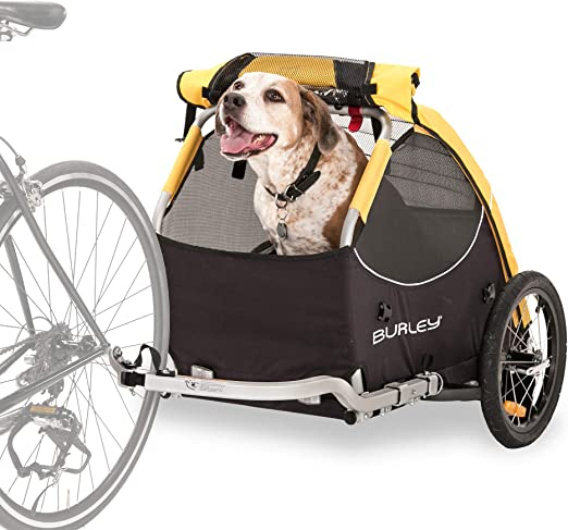 Burley Design Tail Wagon Bike Trailer - Supreme Stability Features
