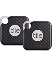 Tile Pro with Replaceable Battery - 2 Pack