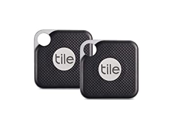 Tile Pro With Replaceable Battery   2 Pack   New by Amazon